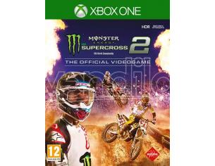 MONSTERENERGYSUPERCROSS THE OFFICIAL VG2 GUIDA/RACING - XBOX ONE