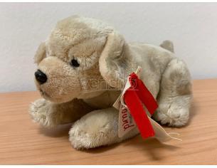 Cane cagnolino seduto 20 cm Anna Club plush con suoni Peluche