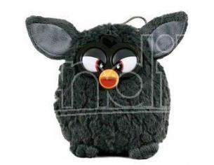 Furby nero Figura Peluche 14 cm Plush Famosa