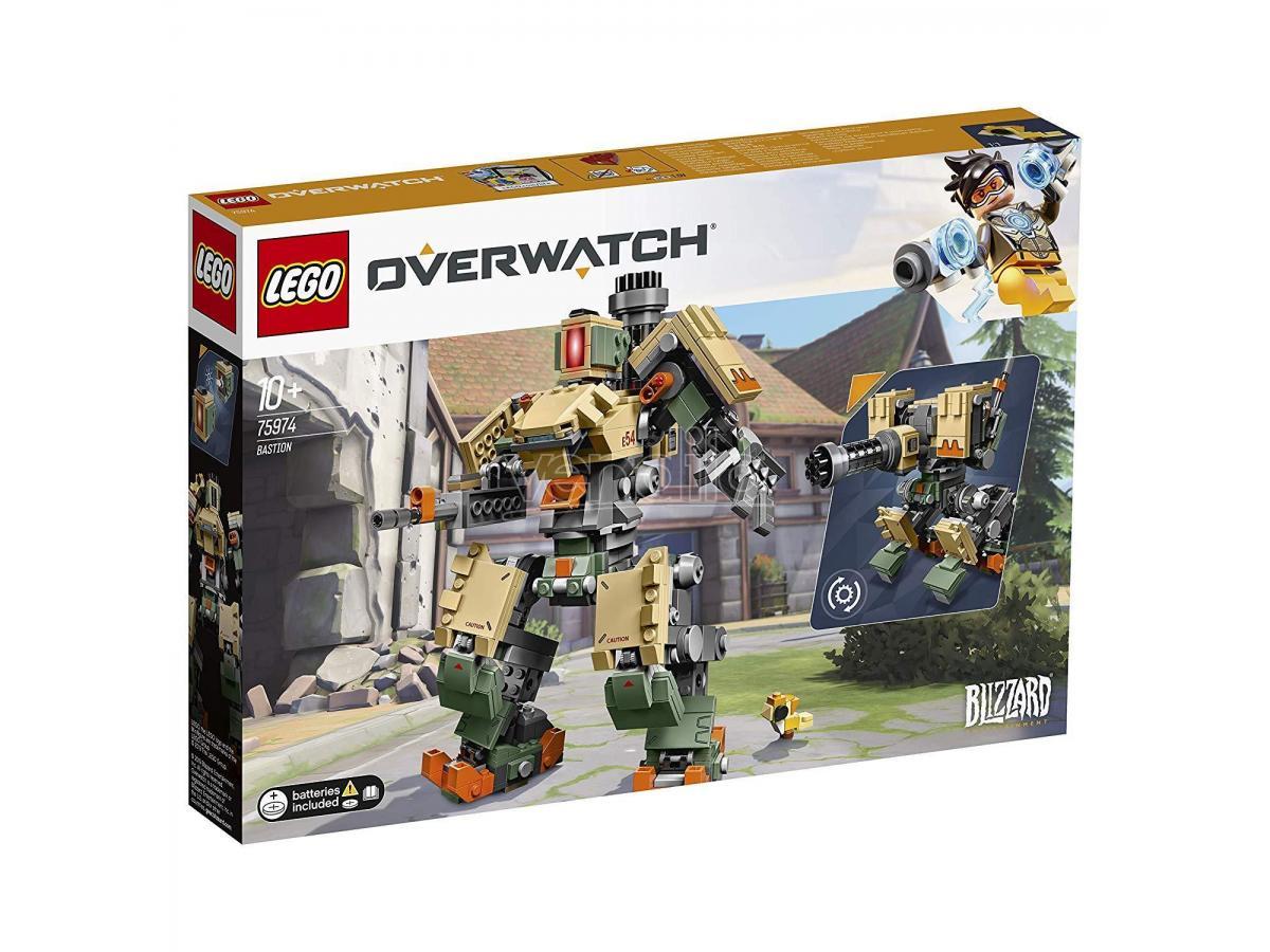 LEGO OVERWATCH 75974 - BASTION