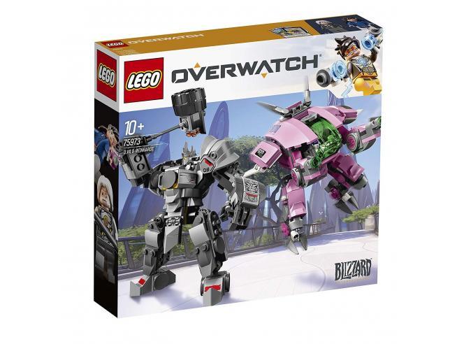 LEGO OVERWATCH 75973 - D.VA E REINHARDT