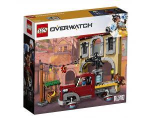 LEGO OVERWATCH 75972 - RESA DEI CONTI A EL DORADO