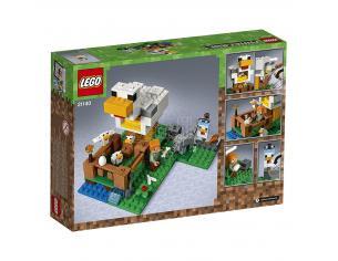 LEGO MINECRAFT 21140 - IL POLLAIO