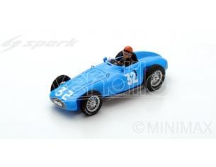 Spark Model S5313 GORDINI T32 H.DA SILVA RAMOS 1956 N.32 8th FRENCH GP 1:43 Modellino