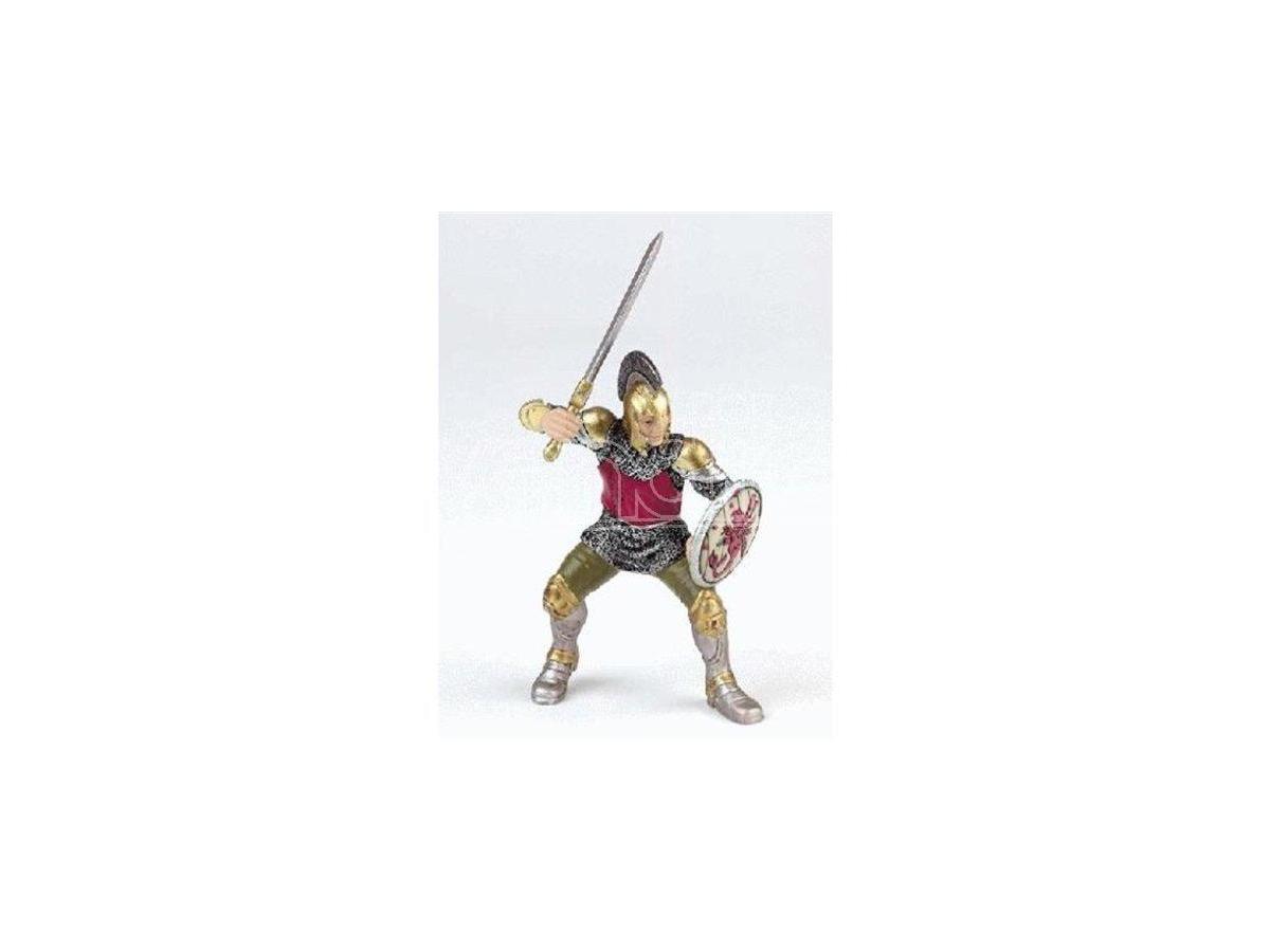 Bullyland 80736 - Guerriero Darior Personaggio 10 cm