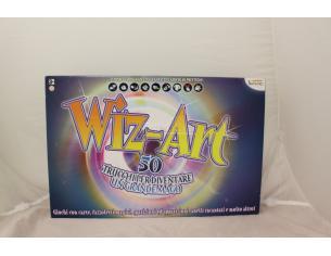 Fantastiko - WIZ-ART 50 trucchi per diventare un mago (Giocattolo)