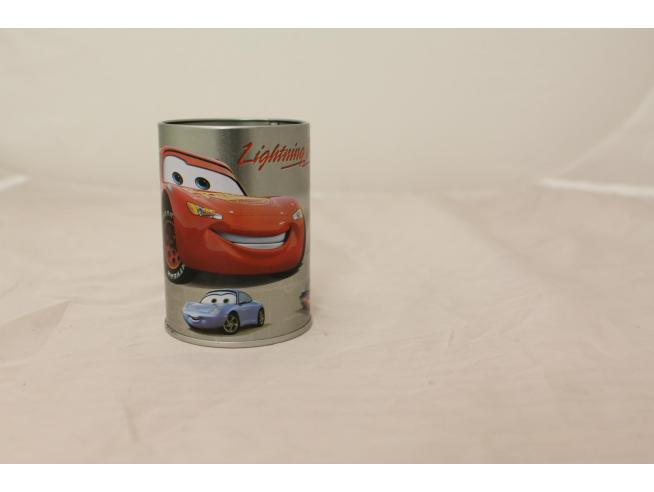 Portapenne Cars - Saetta McQueen in alluminio