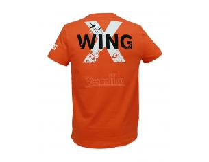 SD TOYS T-SHIRT SW EP VIII X-WING ORANGE BOY TAGLIA L T-SHIRT