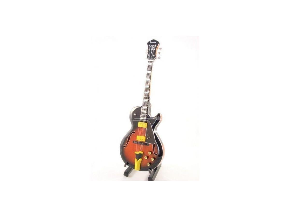 Gibson Sunburst 20482 Modellino Gb10 George Benson Music Legend