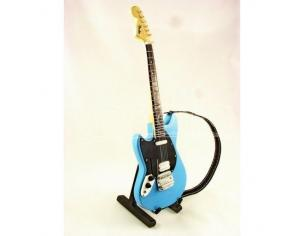 Music Legend 20710 FENDER MUSTANG KURTOOBAIN NIRVANA Modellino