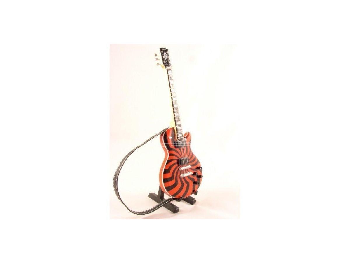 Gibson 22370 Modellino Les Paul Buzzsaw Zhakk Wylde Music Legend
