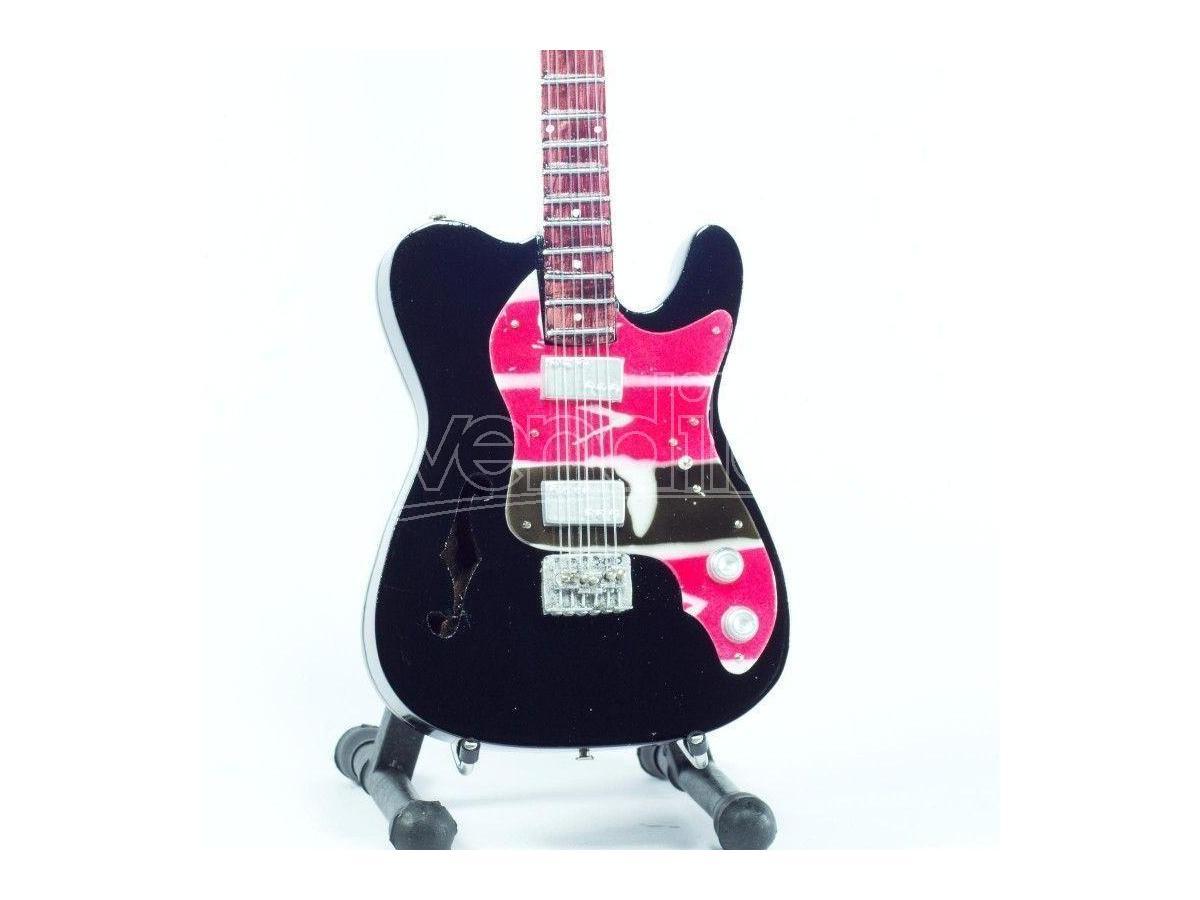 Fender Telecaster 23025 Modellino Viva La Vida-Coldplay Music Legend