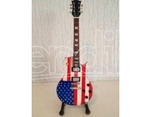 Gibson 22837 Modellino Les Paul Usa Aerosmith Music Legend