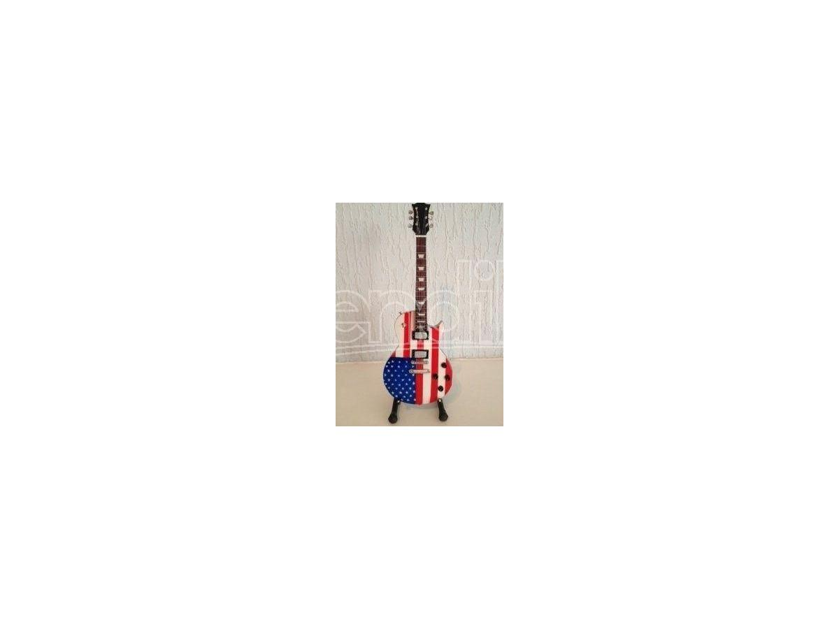 Gibson 22837 Modellino Les Paul Usa Aerosmith Music Legend