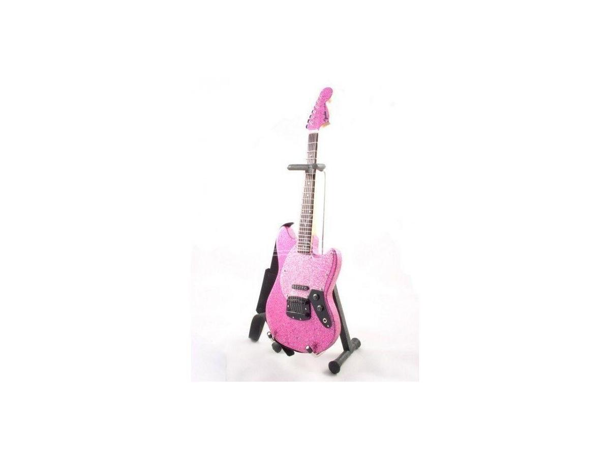 Fender 22806 Mustang Shakira Modellino Music Legend