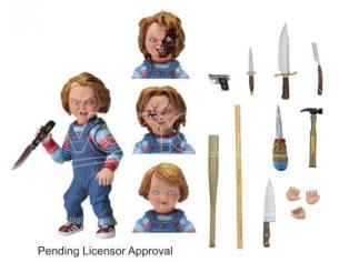 NECA ULTIMATE CHUCKY CHUCKY AF ACTION FIGURE