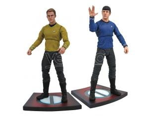 DIAMOND SELECT STAR TREK INTO DARKNESS AF SET (2) ACTION FIGURE