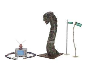 NECA NIGHTMARE O/ELM ST ACCESSORY DELUXE PACK ACCESSORI