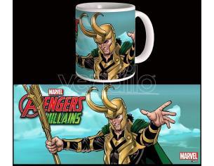 Semic Avengers Villains Loki Tazza