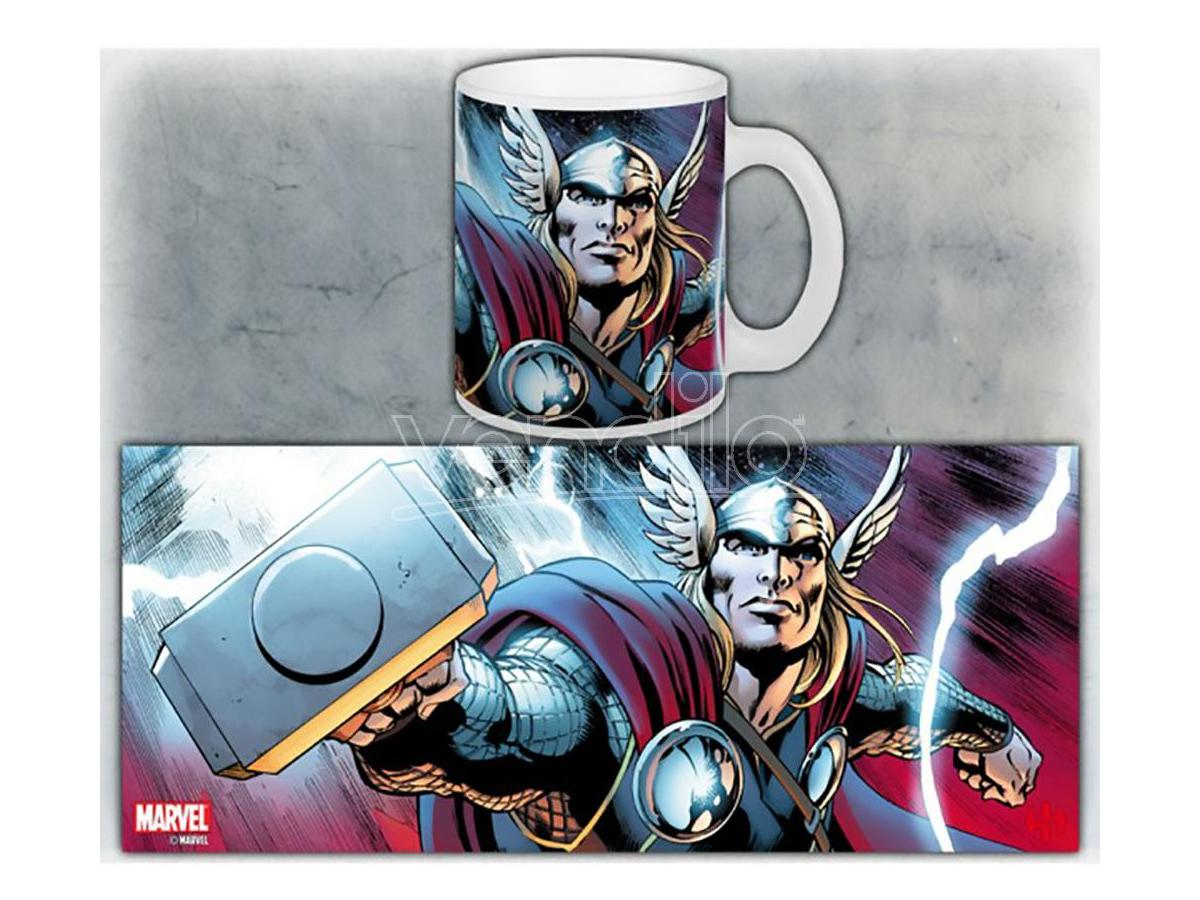 SEMIC THOR LIGHTNING MUG TAZZA
