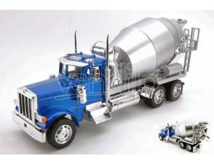 Welly WE39943BL PETERBILT 379 METALLIC BLUE/SILVER 1:32 Modellino