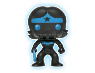 Funko Justice League POP Movies Vinile Wonder Woman Silhouette GITD Esclusiva
