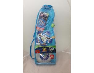 EOLO SPORT - Toy Story Kit con Aquilone, Girandola e Freesbe