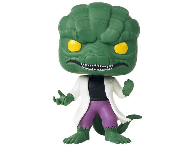 Funko POP Marvel Vinile Figura The Lizard 9 cm