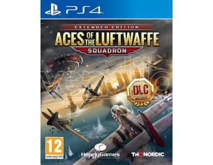ACES OF THE LUFTWAFFE - SQUADRON EDITION SIMULAZIONE PLAYSTATION 4