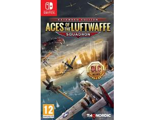 ACES OF THE LUFTWAFFE - SQUADRON EDITION SIMULAZIONE NINTENDO SWITCH