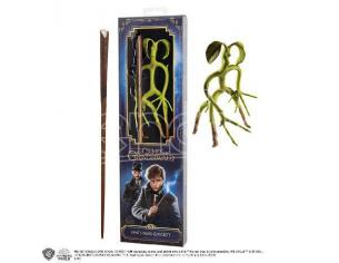 Bacchetta Animali Fantastici Crimini di Grindelwald Bowtruckle Noble Collection