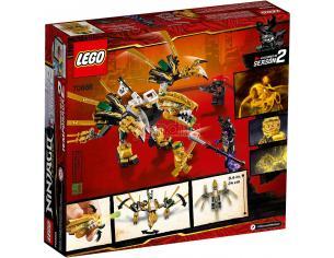 LEGO NINJAGO LEGACY 70666 - IL DRAGONE D'ORO
