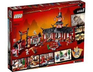 LEGO NINJAGO LEGACY 70670 - IL MONASTERO SPINJITZU