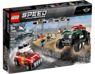 LEGO SPEED CHAMPIONS 75894 - 1967 MINI COOPER S RALLY