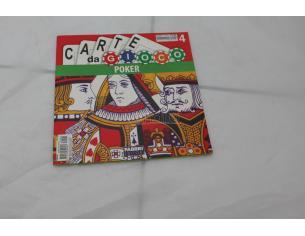 FABBRI EDITORI - LIBRI REGOLE GIOCO DI CARTE POKER