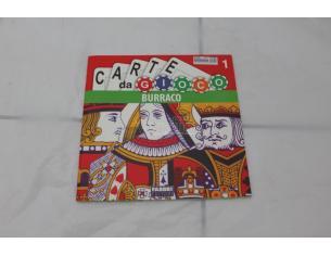 FABBRI EDITORI - LIBRI REGOLE GIOCO DI CARTE BURRACO