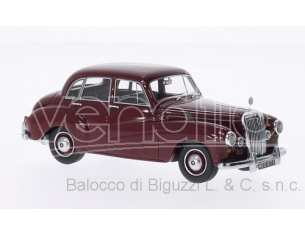 Neo Scale Models NEO45081 DAIMLER CONQUEST RHD 1953 DARK BROWN 1:43 Modellino