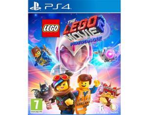 THE LEGO MOVIE 2 AZIONE AVVENTURA - PLAYSTATION 4