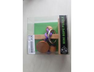 DAL NEGRO 053783 - MINI ROPE PUZZLE VIOLA LIVELLO INCREDIBILE