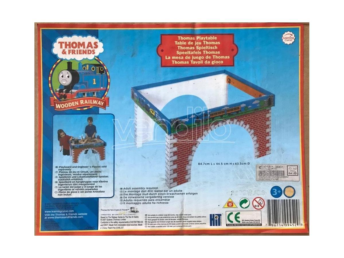 Tavolo da Gioco Thomas & Friends solo telio senza ripiano (Giocattolo)