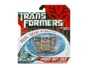 Hasbro - Transformers Movie Real Gear Robot Attrezzatura Reale Zoom Out 25X