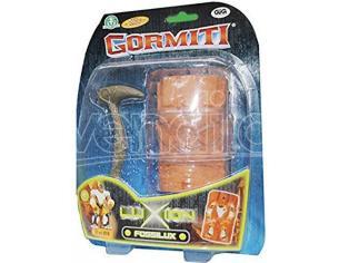 Gormiti - Luxion Fossili Signore della Terra con accessori 10cm. Lucas