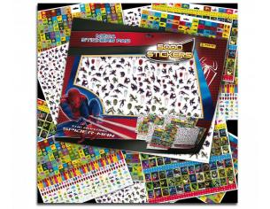 Panini - The Amazing Spiderman Mega Pad con 5000 Adesivi