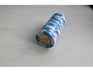 DAL NEGRO 715369 - N.25 FICHES 14,5GR DA 100 EURO