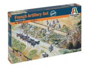 Italeri IT6031 NAPOLEONIC WARS FRENCH KIT 1:72 Modellino