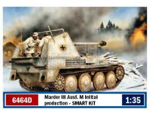Dragon D6464 MARDER III AUSF M INITIAL KIT 1:35 Modellino