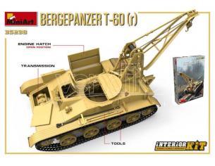 Miniart MIN35238 BERGEPANZER T-60 (R) INTERIOR KIT 1:35 Modellino