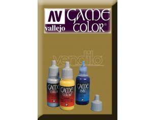 VALLEJO GAME COLOR DESERT YELLOW 72063 COLORI