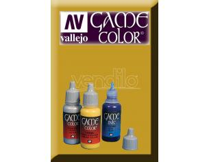 VALLEJO GAME COLOR POLISHED GOLD 72055 COLORI