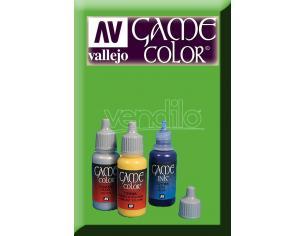 VALLEJO GAME COLOR SCORPY GREEN 72032 COLORI